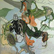 Ohne Titel, 2004, 187 cm x 138 cm