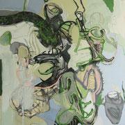 Ohne Titel, 2004, 188 cm x 136 cm