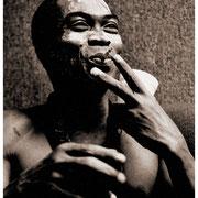 """Forver Fela"", Fela Kuti (1938-1997), Felt Forum, NYC 1987"