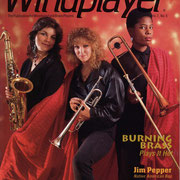 Burning Brass, Windplayer, Circa 90's