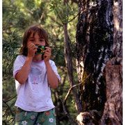 Young photographer, Croatia 2001