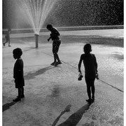 Shadowy Water Children, Sunset Park, Brooklyn, NY 2001