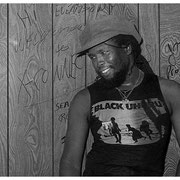 Black Uhuru Musician, Backstage, Atlanta 1982