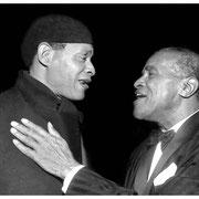 Al Jarreau and John Hicks, 1996