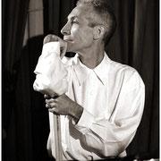 Charlie Watts, (1941- 2021) Blue Note Jazz Club, NYC 1991