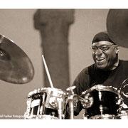 Rashied Ali, Caramoor Jazz Festival