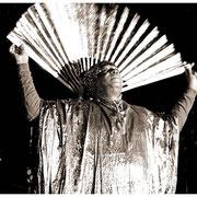 """""""Fans of Ra"""", Sun Ra, Moonshadow Saloon, Atlanta, GA 1984"""