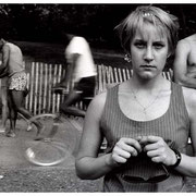 My Buddy Beth, Central Park, NYC 1985