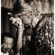 """Wiping the Years Away"", Celia Cruz (1924-2003), Blue Note, NYC 1993"