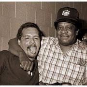 """Buddy List"", Jackie McLean and Donald Byrd, Atlanta, GA 1982"