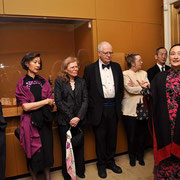 China Institute Tour, New York City, 2010