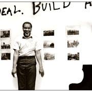 Muhal Richard Abrams, (1930-2017) Home, Manhattan Plaza, NYC circa 1987