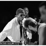 Miles Davis, Atlanta Free Jazz Festival, Civic Center, Atlanta, GA 1983