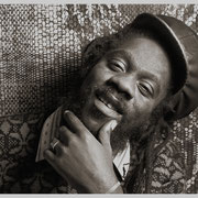 Dennis Brown, Studio, NYC 1987
