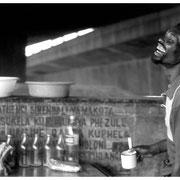 Medicine Mixologist, Victoria Street Market, Durban, SA 2003