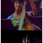 Esperanza Spaulding, Celebrate Brooklyn, NY 2012