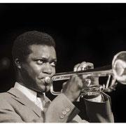 Wallace Roney (1950-2020) Kool Jazz Festival, Saratoga Springs, NY 1985