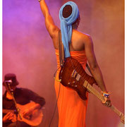 India Arie, Barbados Jazz Festival, Sir Garfield Gymnasium, Barbados, WI 2004
