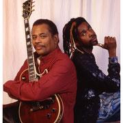 Sonny Sharrock & Vernon Reid, Studio, NYC 1993
