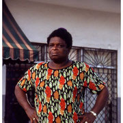 Cross Woman Crossing the Street, Jamaica, W.I. 2003