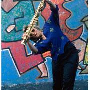 Jane Ira Bloom, Playground, NYC 1993