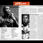Fela Kuti, The African Magazine, October 2001