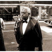 """Last Days"", Dizzy Gillespie, Miles Davis Memorial, St. Peter's Church, New York City 1991"