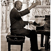 """""""For Another Dearly Departed"""", James Williams, Riverside Church, New York City 2004"""