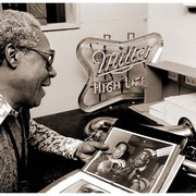 """""""Checking Out My Goods"""", Charlie Rouse, Backstage, The Point, Atlanta, GA 1985"""