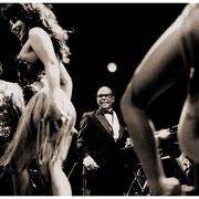 """""""Bauza's Birthday Bash"""", Mario Bauza (1911-1993), Symphony Space, NYC 1991"""