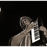 """The Sun at the Moon"", Sun Ra, Moonshadow Saloon, Atlanta, GA 1984"