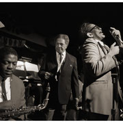 Little Jimmy Scott & Illinios Jacquet, Blue Note Jazz Club 8th Anniversary, NYC 1989