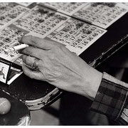 Bingo and Cigs, Day in the Life of Jersey Project, NJ 1990