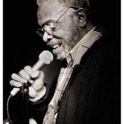 Amiri Baraka, (aka LeRoi Jones; (1934-2014), The Cooler, NYC 1994