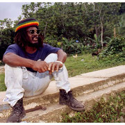 Rasta Welder, Countryside, The High Hills of Montego Bay, Jamaica 2003