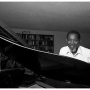 Muhal Richard Abrams, Manhattan Plaza Apartment,  NYC 1988