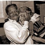 """Lorraine's Loving Moments"", Illinois Jacquet & Lorraine Gorden, Village Vanguard, New York City 1988"