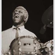 Art Blakey (1919-1990) , Kool Jazz Festival, Saratoga Springs, NY 1985