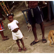 Legs and Limbs in Jamaica, W.I. 2003