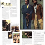 The Music of Enid Farber Spread, Photo Insider,  Sept 2000