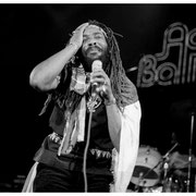 Big Youth, Agora Ballroom, Atlanta, GA 1982