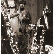 """""""Behind the Brass, The Real Malachi"""", Malachi Favors, Sweet Basils, New York City 1985"""