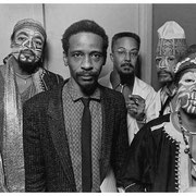 Art Ensemble of Chicago, Backstage, S.O.B.'s, NYC 1987