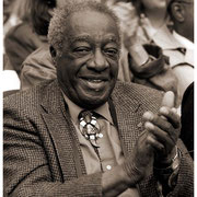 Milt Hinton, Lincoln Center Out of Doors, New York City 1992