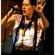 Lila Downs, Smithsonian's National Museum of the American Indian, New York City, 2002