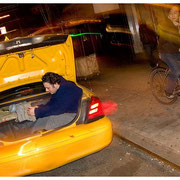 Taxi Driver, Drunk in the Trunk?, New York City 2008