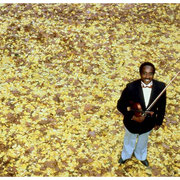 John Blake, Central Park, NYC 1986