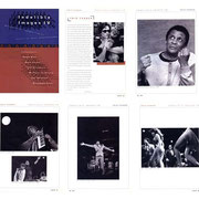 Indelible Images Feature Spread, Jazztimes 2001