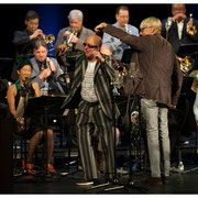 Paul Schaffer and Will Lee and Band, Lew Soloff Memorial, Manhattan School of Music, NYC 2015