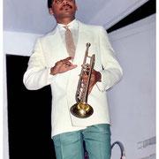 Wynton Marsalis, Atlanta Free Jazz Festival, Piedmont Park, Atlanta, GA 1983